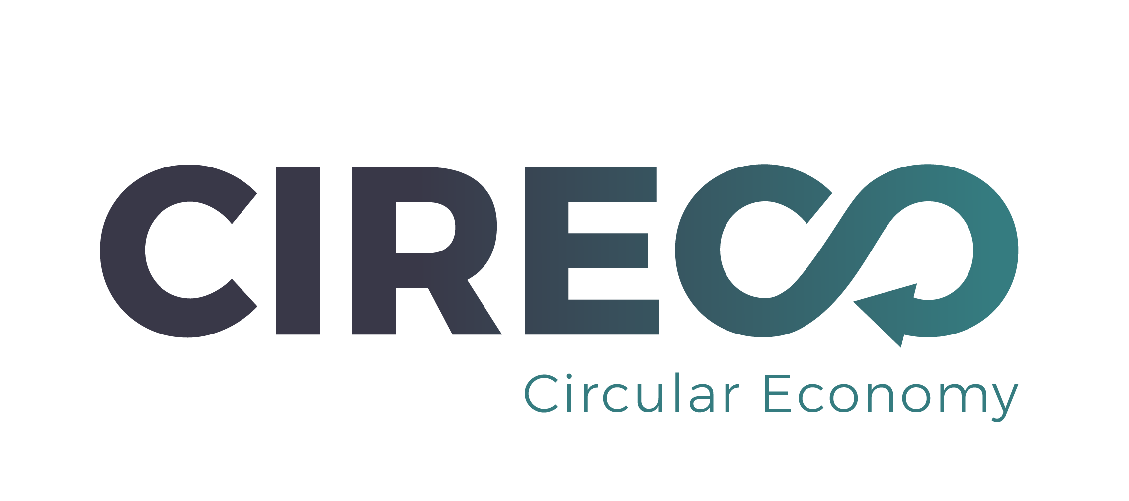 Cirecon logo, jossa lukee Cireco - Circular Economy